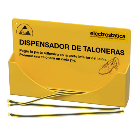 Dispensador de taloneras ESD