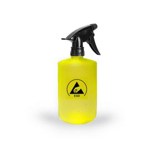 Botella ESD Con pulverizador