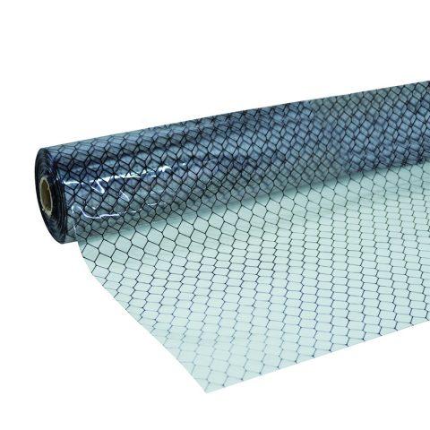 Cortina electrostatica PVC
