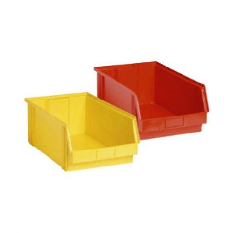 Cubetas almacenaje disipativas