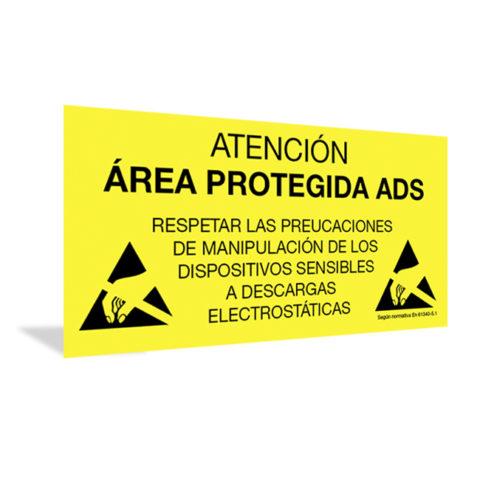 Letrero Entrada Sala EPA