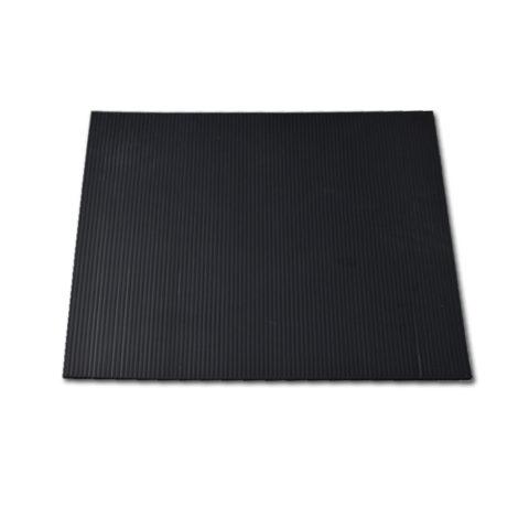 Placa de cartón plástico conductivo