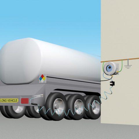 Sistema puesta a tierra camión RTR Z1