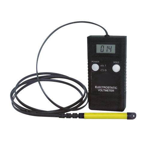Voltimetro electrostatico portatil