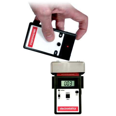 990.10294_01 Medidor electrostática y verificador ionizadores