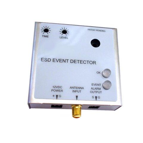 Detector de descargas