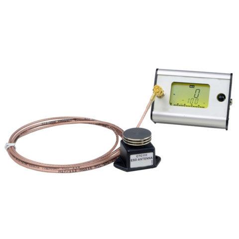 Detector descargas portátil 2
