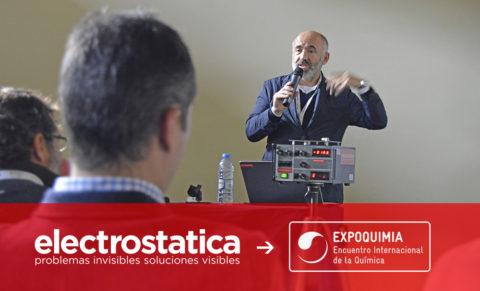 Noticia Expoquimia - conferencia