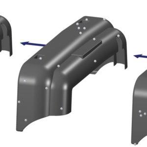 Limpiar electrostatica objeto 3D - Solucion