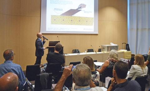 Noticia conferencia - riesgos ignicion electrostatica en Expoquimia