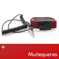 Muñequeras ESD