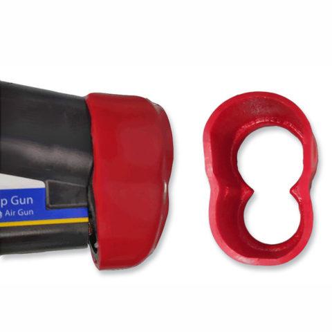 Protector rojo Top Gun