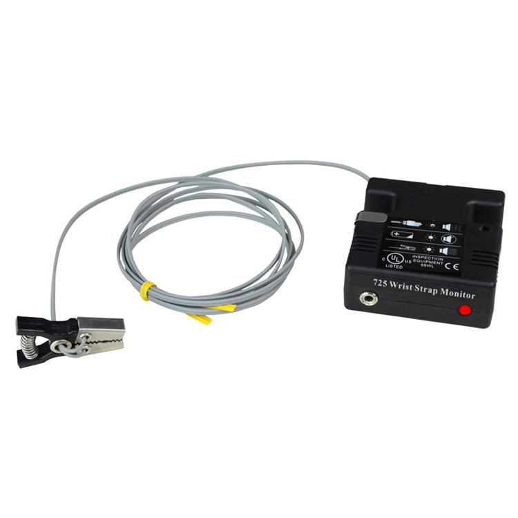 Detector descargas portátil