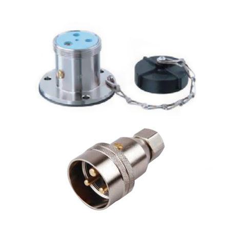 Conector rápido metálico ATEX