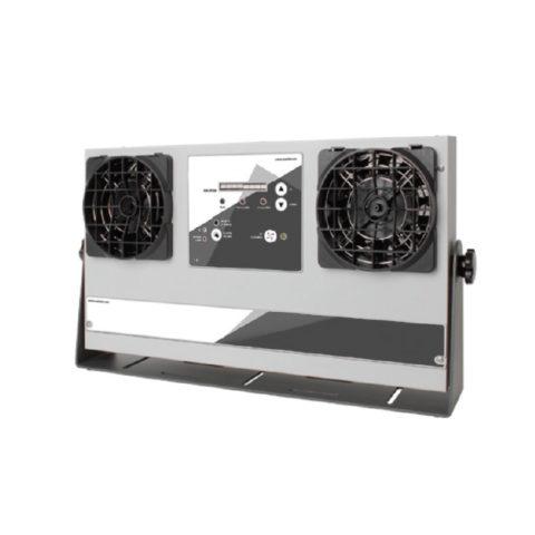 Ionizador doble ventilador